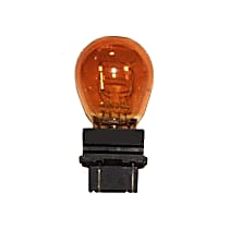3757NAK Light Bulb - Amber, Direct Fit, Sold individually