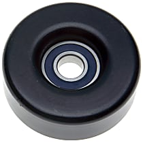 38001 Accessory Belt Idler Pulley - Direct Fit, Sold individually