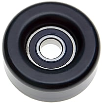 38006 Accessory Belt Idler Pulley - Direct Fit, Sold individually