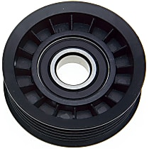 38008 Accessory Belt Idler Pulley - Direct Fit, Sold individually