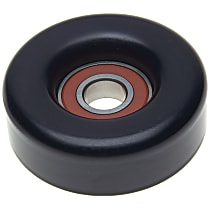 38011 Accessory Belt Idler Pulley - Direct Fit, Sold individually