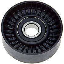 38015 Accessory Belt Idler Pulley - Direct Fit, Sold individually
