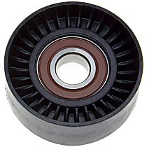 38018 Accessory Belt Idler Pulley - Direct Fit, Sold individually