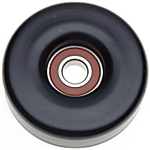 38026 Accessory Belt Idler Pulley - Direct Fit, Sold individually