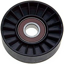 38027 Accessory Belt Idler Pulley - Direct Fit, Sold individually