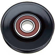 AC Delco 38037 Accessory Belt Idler Pulley - Direct Fit, Sold individually