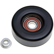 AC Delco 38042 Accessory Belt Idler Pulley - Direct Fit, Sold individually