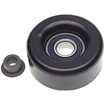 38043 Accessory Belt Idler Pulley - Direct Fit, Sold individually