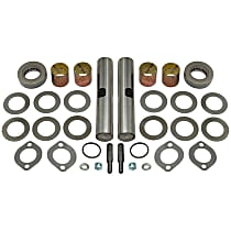 King Pin Bolt Set - Direct Fit, Kit