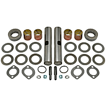AC Delco 45F0166 King Pin Bolt Set - Direct Fit, Kit