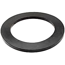 45G18708 Coil Spring Insulator - Black, Direct Fit, Sold individually