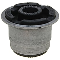 45G25065 Trailing Arm Bushing - Gray, Rubber, Direct Fit, Sold individually