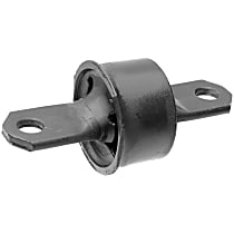 45G26034 Trailing Arm Bushing - Black, Rubber, Direct Fit, Sold individually