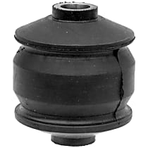 45G26037 Trailing Arm Bushing - Black, Direct Fit, Sold individually