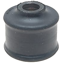 45G31012 Trailing Arm Bushing - Black, Direct Fit, Sold individually