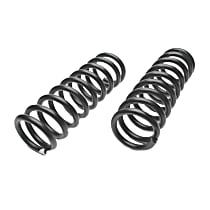 45H0001 Front Coil Springs, Set of 2