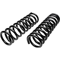 45H0007 Front Coil Springs, Set of 2