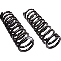 45H0115 Front Coil Springs, Set of 2