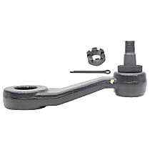 AC Delco 46C0039A Pitman Arm - Black, Alloy Steel, Direct Fit, Sold individually
