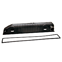 Radiator End Tank - Direct Fit