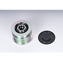 55560294 Alternator Pulley - Serpentine, Direct Fit, Sold individually