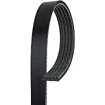 Serpentine Belt - Fan belt, Direct Fit, Sold individually