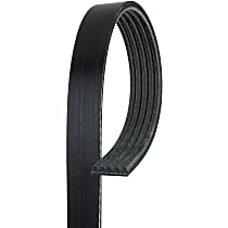 5K507 Serpentine Belt - Fan belt, Direct Fit, Sold individually
