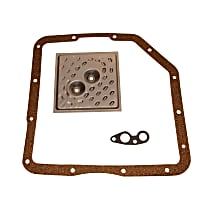6258504 Automatic Transmission Filter - Direct Fit, Kit