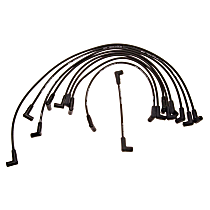 628M Spark Plug Wire - Set of 8