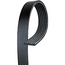 AC Delco 6K1015 Serpentine Belt - Direct Fit, Sold individually