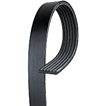 AC Delco 6K938 Serpentine Belt - Direct Fit, Sold individually