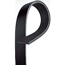 AC Delco 7K733 Serpentine Belt - Serpentine belt, Direct Fit, Sold individually