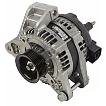 84009378 OE Replacement Alternator, New