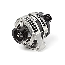84009382 OE Replacement Alternator, New