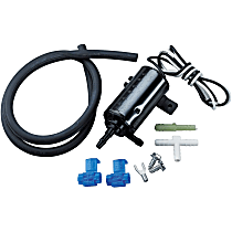 Washer Pump - Semi-Universal, Sold individually