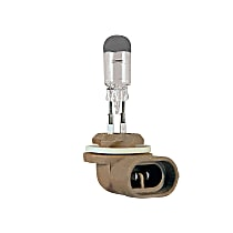 881L Fog Light Bulb - Clear, Direct Fit, Sold individually