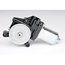 88980987 Front or Rear, Driver Side Window Motor, New