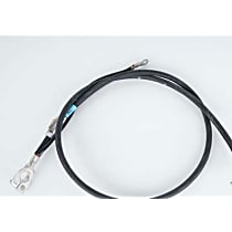 Battery Cable - Direct Fit, Sold individually Negative