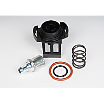 89017274 PCV Valve - Direct Fit, Sold individually