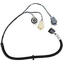 AC Delco 89025783 Tail Light Wiring Harness - Direct Fit, Sold individually