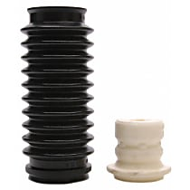 901-079 Shock and Strut Boot - Black and White, Strut boot, Direct Fit, Sold individually