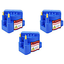 7805-1201H-03 Ignition Coil - Set of 3