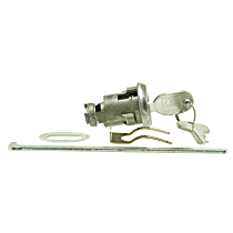 D1425B Trunk Lock - Chrome, Direct Fit, Sold individually