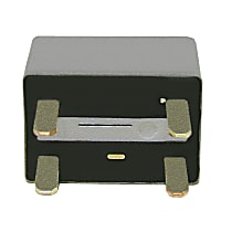 AC Delco D1755A A/C Clutch Relay - Direct Fit