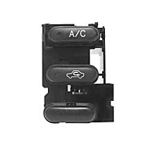 AC Delco D1875D A/C & Heater Control - Direct Fit