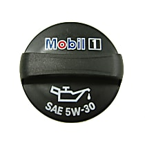 FC215 Oil Filler Cap - Black, Direct Fit, Sold individually