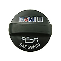 FC221 Oil Filler Cap - Black, Direct Fit, Sold individually