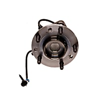 FW127 Front, Driver or Passenger Side Wheel Hub With Ball Bearing - Sold individually
