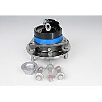 FW153 Front, Driver or Passenger Side Wheel Hub With Ball Bearing - Sold individually