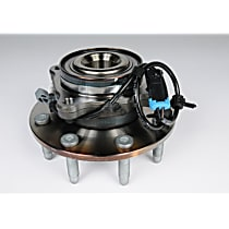 FW338 Front, Driver or Passenger Side Wheel Hub With Ball Bearing - Sold individually